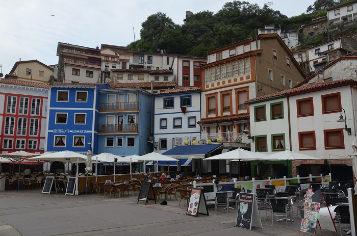 Restaurants à Cudillero